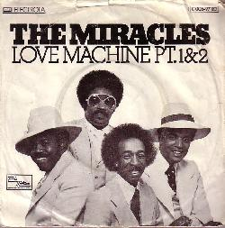 The Miracles - Love Machine (Part I)
