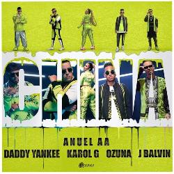 Anuel AA & Daddy Yankee - China