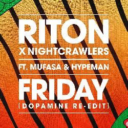 Riton & Nightcrawlers - Friday