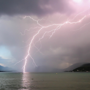 Haute-Savoie : Attention, vigilance orange aux orages.
