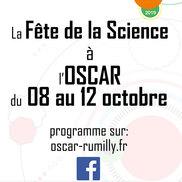 Fête de la science à l'Oscar
