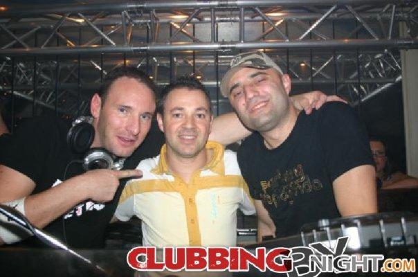 Antoine S, Fred Pellichero, Chris Garcia