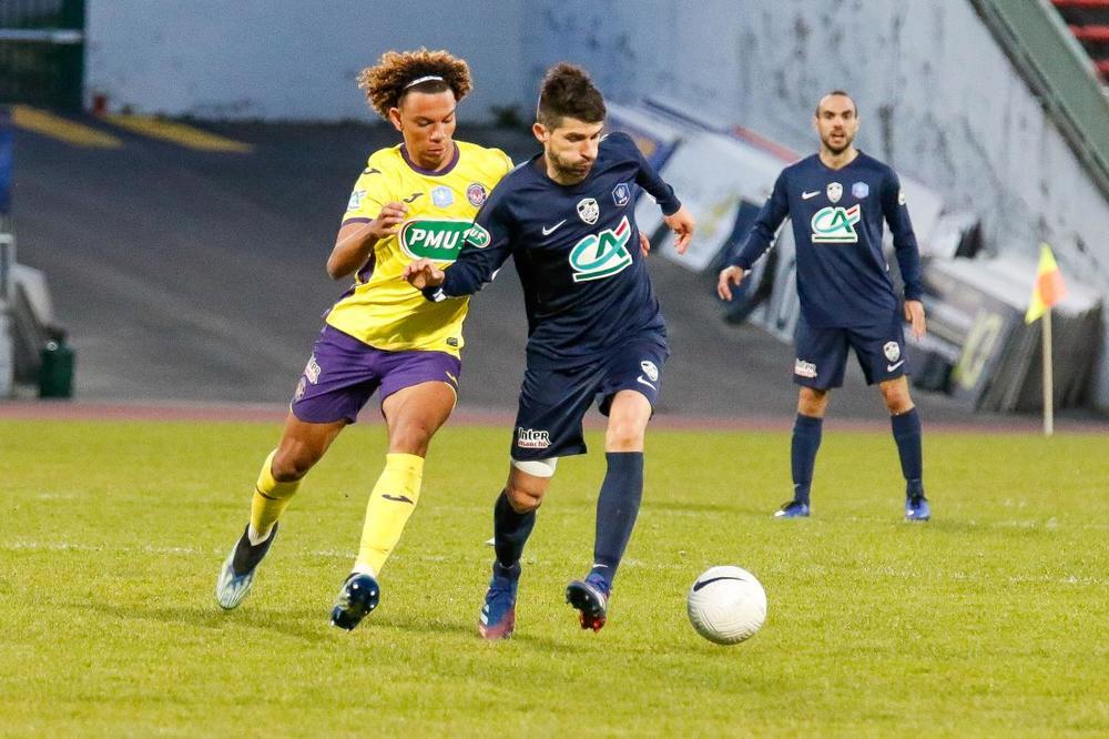 Match quart finale coupe France