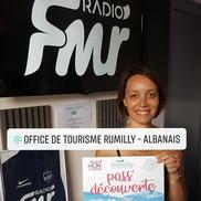 Interview de Marlène de l'Office du Tourisme