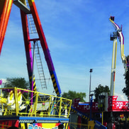 Fête foraine 2020 de Rumilly