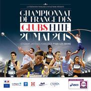 Finale du championnat de France des Clubs d'athlétisme ...