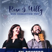Rose et Willy en concert au Plectrum