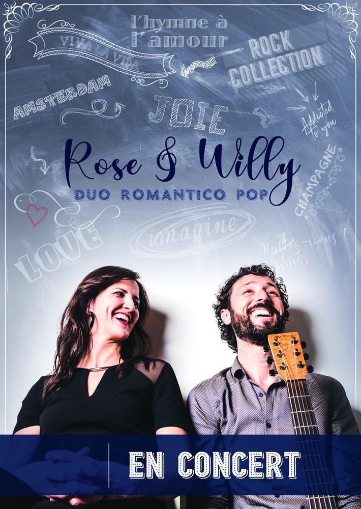 Concert Rose et Willy