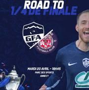 Le GFA accueille Toulouse pour une place dans le dernier carré