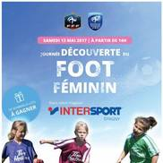 Journée promotionelle du football féminin