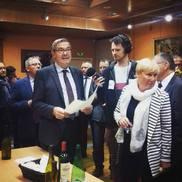 Résultats des élections présidentielles par commune dans l'Albanais
