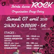 Soirée Rock à l'OSCAR à Rumilly