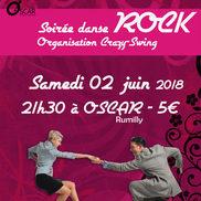 Soirée danse rock à l'OSCAR