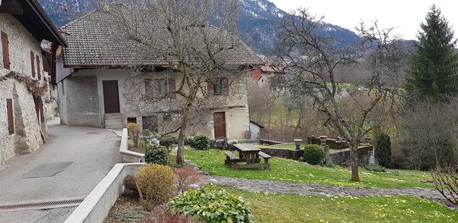 Sortie Savoie Angon