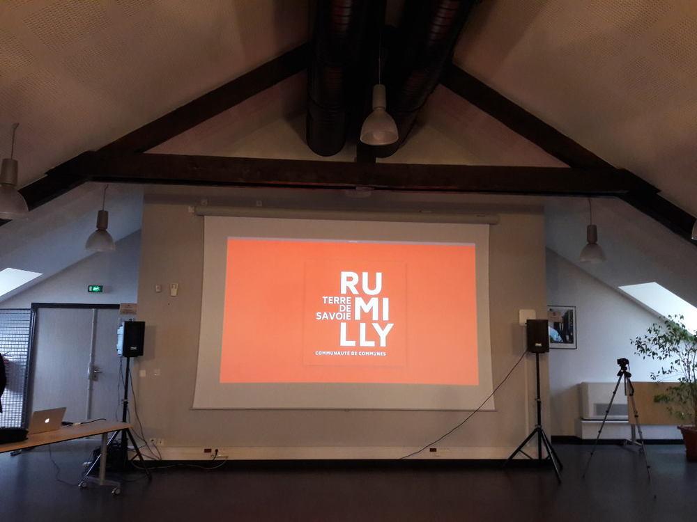 Communauté communes Rumilly