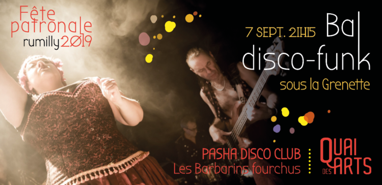 Concert Barbarins Fourchu Pacha Disco Club