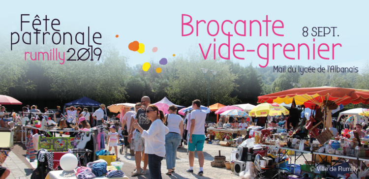Brocante Rumilly
