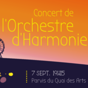 Concert de l'orchestre d'Harmonie de Rumilly