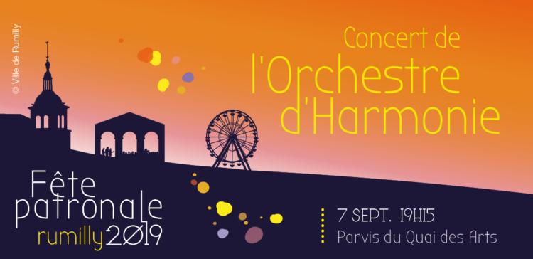Concert Harmonie Rumilly