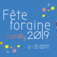 Fête foraine de Rumilly