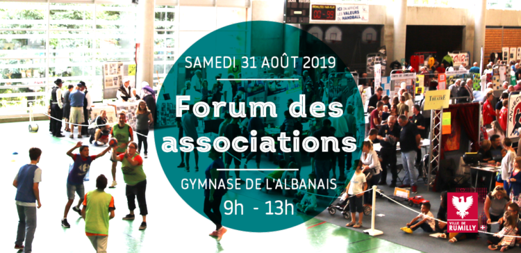 Forum associations Rumilly