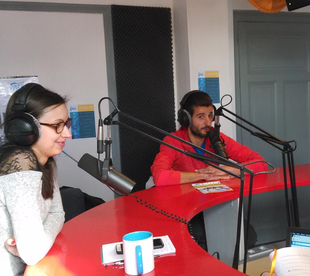 Interview les Givrés Aix les Bains