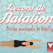 Inscriptions aux leçons de natation
