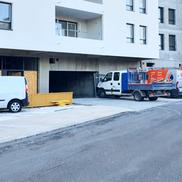 Le nouveau parking du centre de Rumilly est ouvert