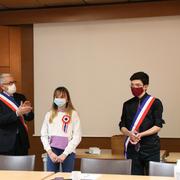 Rumilly : le Conseil municipal des jeunes a élu ses représentants.