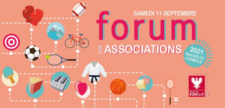 Forum des associations de Rumilly 2021