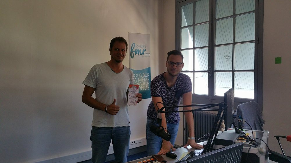 Zicomatic sur Radio FMR
