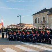 Vide grenier des sapeurs pompiers de Seyssel 01