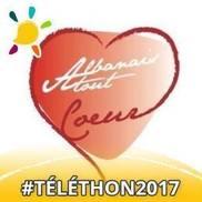 Téléthon organisé par Albanais Atout Coeur à Albens