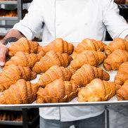 Des croissants pour le personnel soignant de l'hôpital de Rumilly