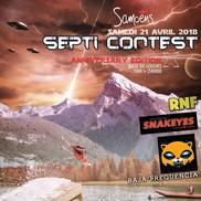 Septi Contest Anniversary Edition à Samoëns