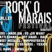 Festival Rock' O Marais à  Poisy