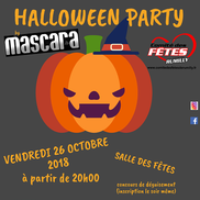 Halloween Party à Rumilly