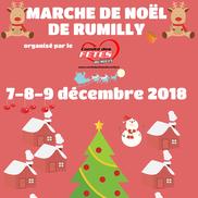 Marché de Noël de Rumilly