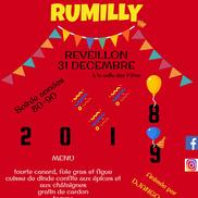 Réveillon de la Saint Sylvestre à Rumilly