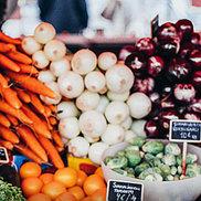 Nouveau marché à Sâles