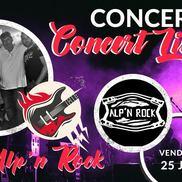 Concert de Alp'n Rock au Road House
