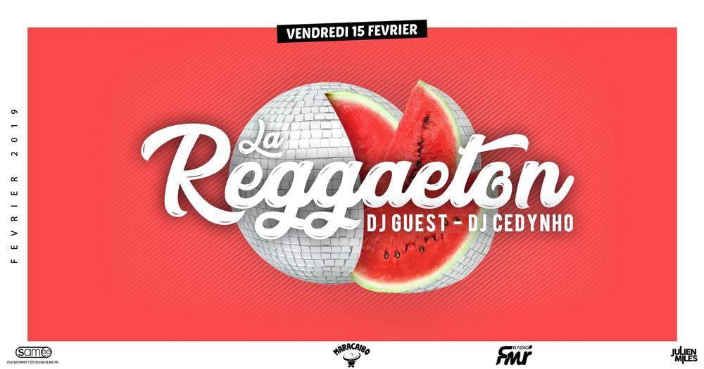 Soirée reggaeton Maracaïbo