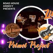 Concert Live de Pelmel Project au Road House