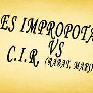 Théâtre d'improvisation : Impropotames vs C.I.R. de Rabat