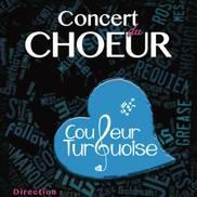Concert de Couleur Turquoise à Grésy