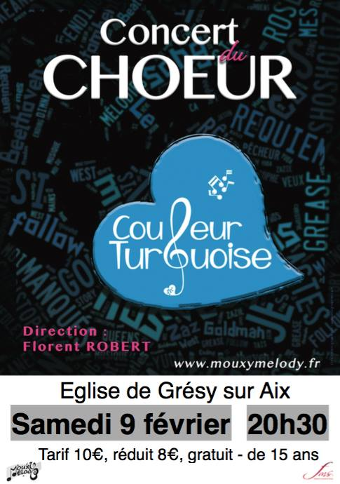 5Couleur Turquoise