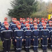 Loto des jeunes Sapeurs pompiers d'Hauteville