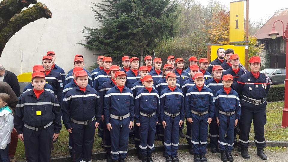 Loto pompiers Hauteville