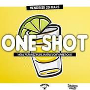 Soirée One Shot au Maracaïbo
