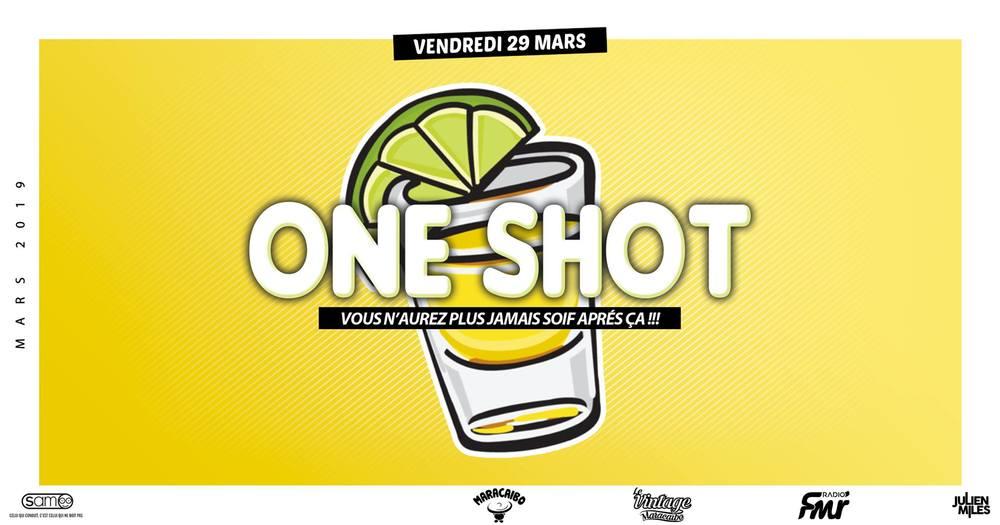 Soirée One Shot Maracaïbo